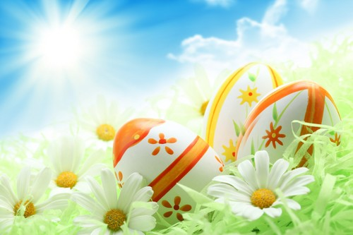 Happy Easter happy easter all my fans 36895619 500 333